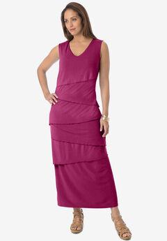 Tiered Dress,