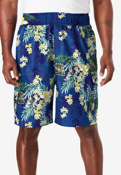 KS Island™ Flex Cargo Swim Trunks,