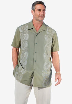 Short Sleeve Island Shirt,