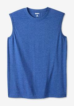 Shrink-Less™ Lightweight Muscle T-Shirt,