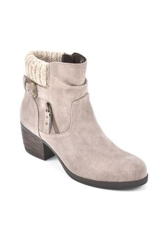Stellar Bootie by White Mountain,