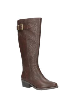 Arwen Plus Wide Calf Boots by Easy Street,