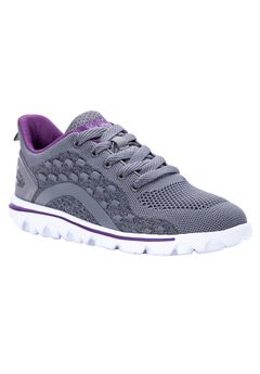 Travelactiv Axial Walking Shoe Sneaker by Propet,