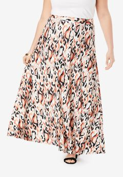 Ultra Smooth Maxi Skirt,