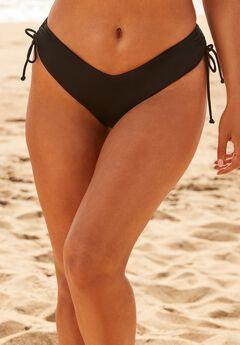 Camille Kostek Cheeky Bikini Bottom,