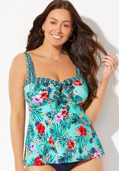 Sweetheart Tankini Top,