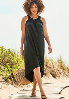 Margarita High Low Cover Up Dress,