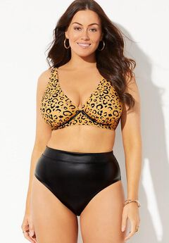 GabiFresh Prowler High Waist Underwire Bikini,
