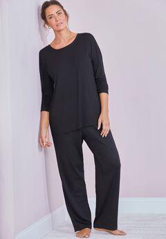 Zoey Ribbed Long Sleeve Shirt,