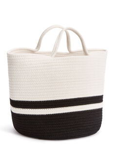 Colorblock Beach Bag,