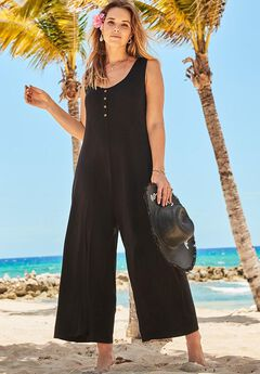 Isla Jumpsuit Cover Up,