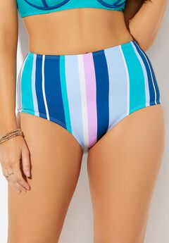 Madame High Waist Bikini Bottom,