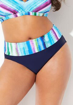 Foldover Swim Brief,