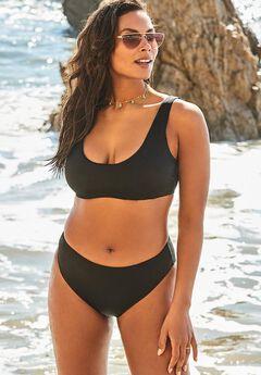 Ashley Graham Executive Underwire Bikini Set,