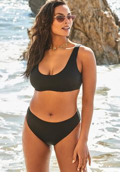 Ashley Graham Executive Underwire Bikini Set,