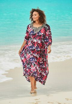 Long Embellished Cover Up by Swim 365,