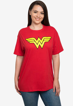 DC Comics Wonder Woman Short Sleeve Costume T-Shirt,