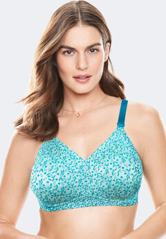 Backsmoother No-Wire Bra in Print,
