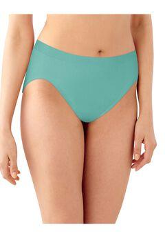 Comfort Revolution Microfiber High-Cut Panty 3-Pack ,