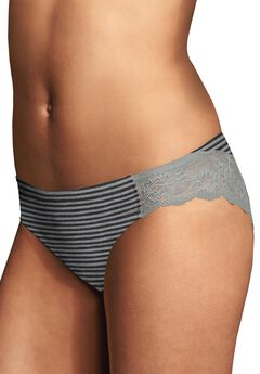 Comfort Devotion® Lace Back Tanga ,