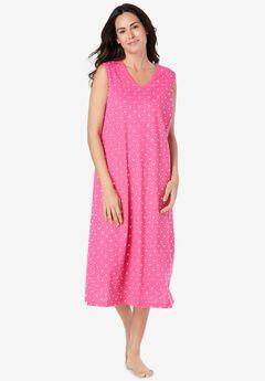 Sleeveless Sleepshirt ,