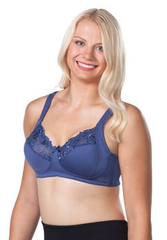 Jayne Dreamy Comfort Wireless Lace Half Cup ,
