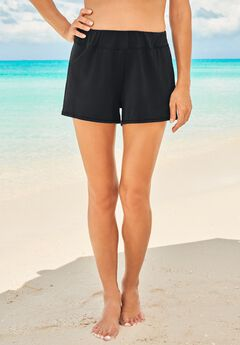 Wide-Band Swim Short ,