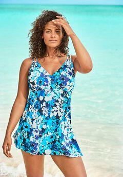 Two-Piece Swim Dress by Swim 365,