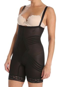 Wear Your Own Bra Body Briefer,
