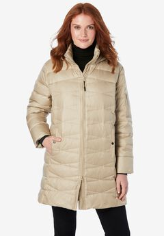Plus Project Long Puffer by ellos®,