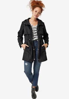 Hooded Anorak Jacket by ellos®,