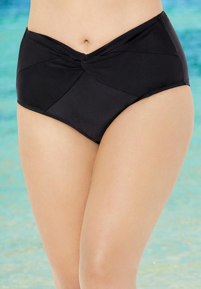 Twist Front Swim Brief,