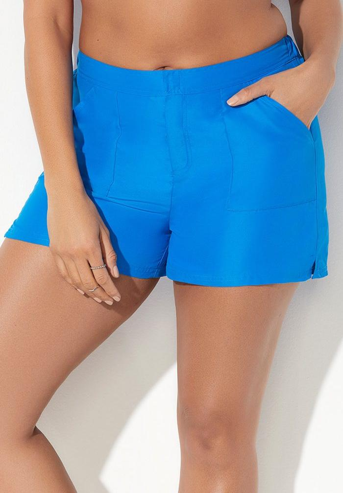 Cargo Swim Short, BEAUTIFUL BLUE