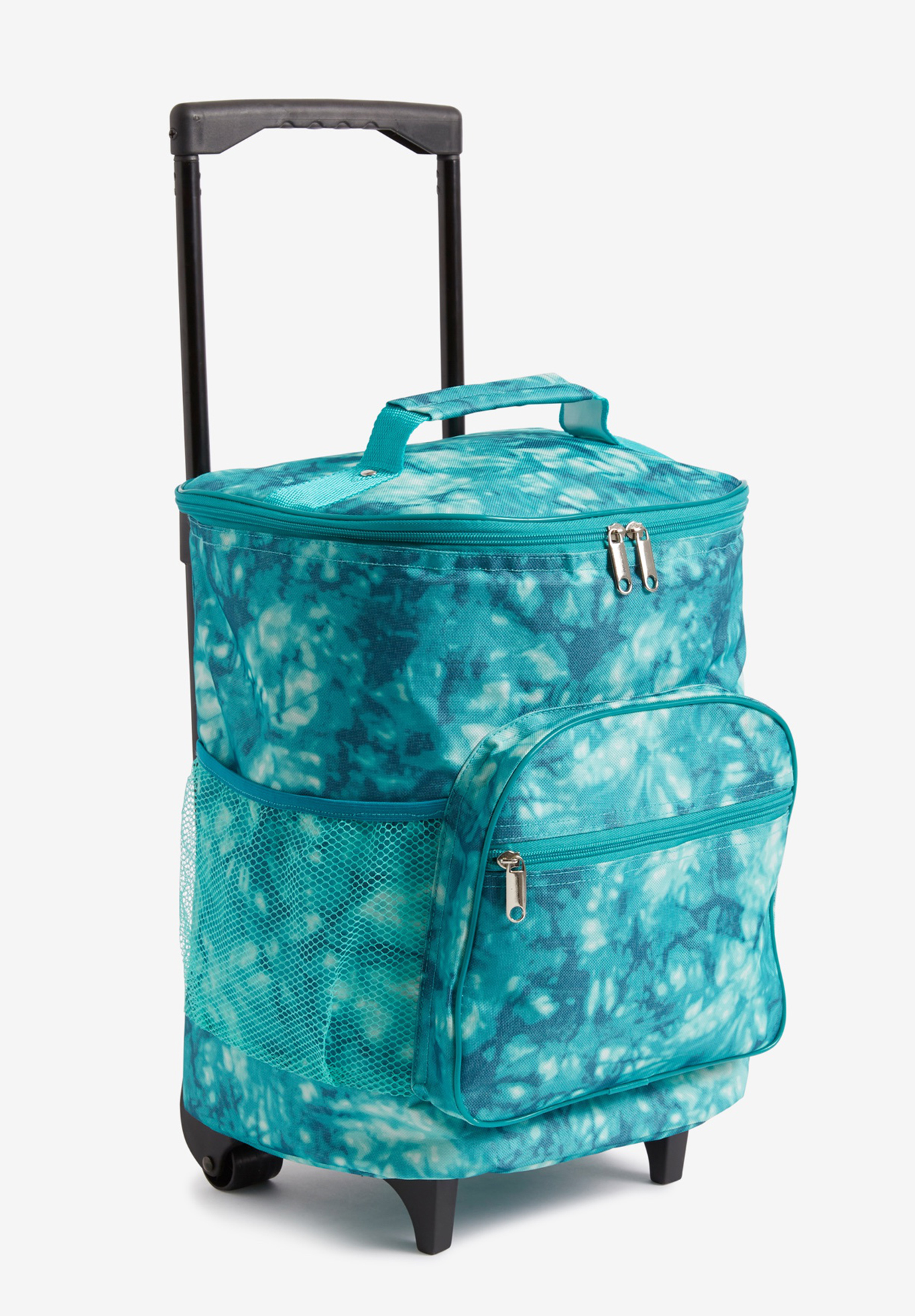 Cooler Trolley, AQUAMARINE TIE DYE